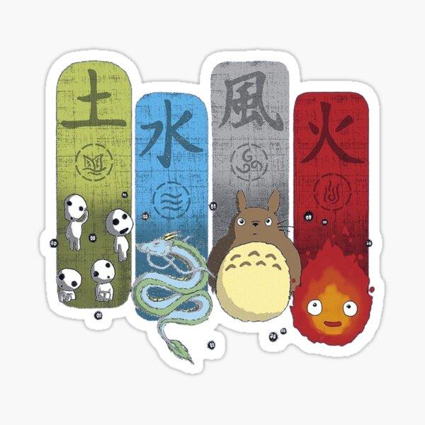 Four Sticker