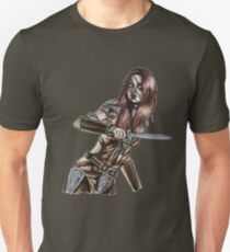 The Elder Scrolls- Skyrim- Aela The Huntress Unisex T-Shirt