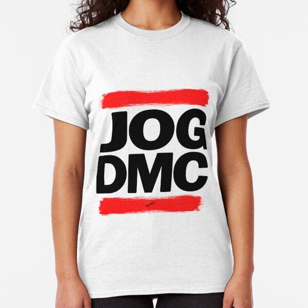 JOG DMC black Classic T-Shirt