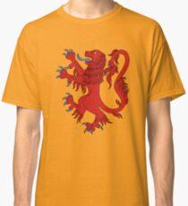 Lion Rampant Gules Classic T-Shirt