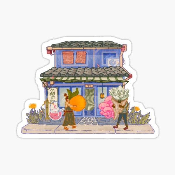 Convenience Store Sticker