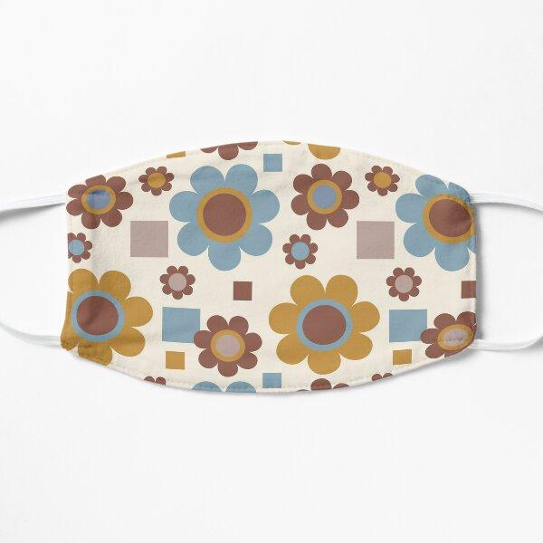 Flowers Flat Mask