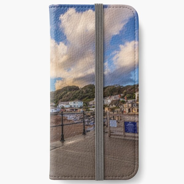 Welcome To Steephill Cove iPhone Wallet