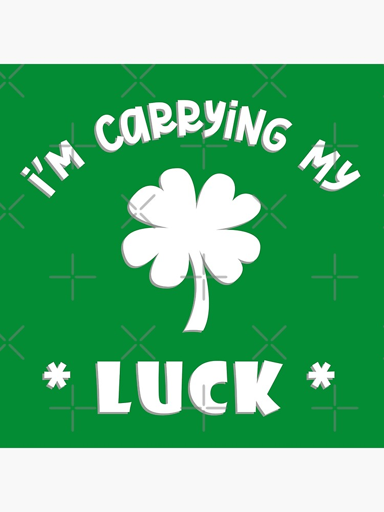 I'm Carrying My Luck by a-golden-spiral