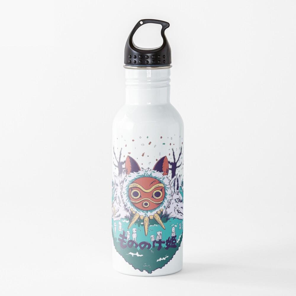 Mask Water Bottle