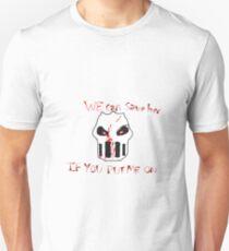 Splatterhouse Terror Mask Unisex T-Shirt