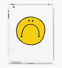 Mr UnHappy iPad Case/Skin