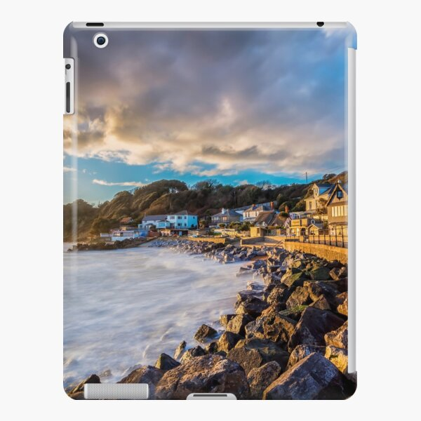 Steephill Cove Gold 2 iPad Snap Case