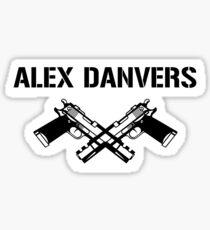 Alex Danvers DEO Sticker
