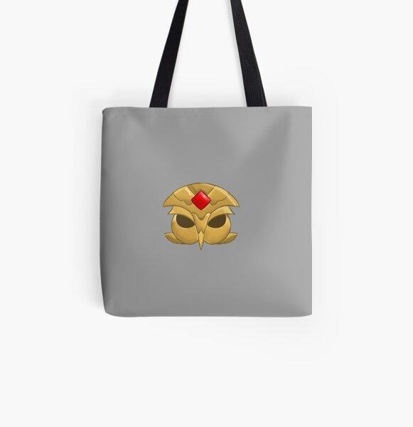 AFK Arena Numisu Logo Design by Clauxtrophobic_art All Over Print Tote Bag