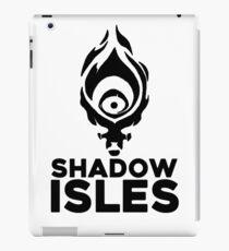 Shadow isles iPad Case/Skin