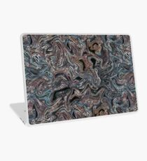 Colored fluffy ropes Laptop Skin