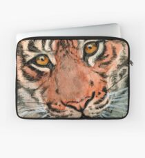 Tiger portrait 884 Laptop Sleeve