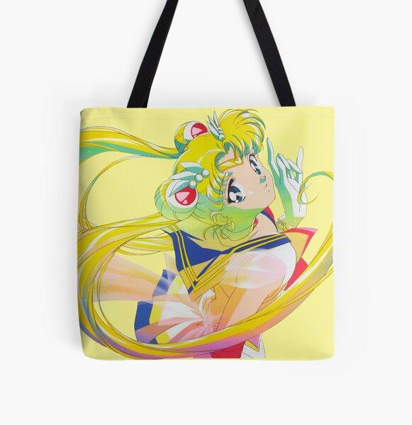 Super Sailor Moon All Over Print Tote Bag