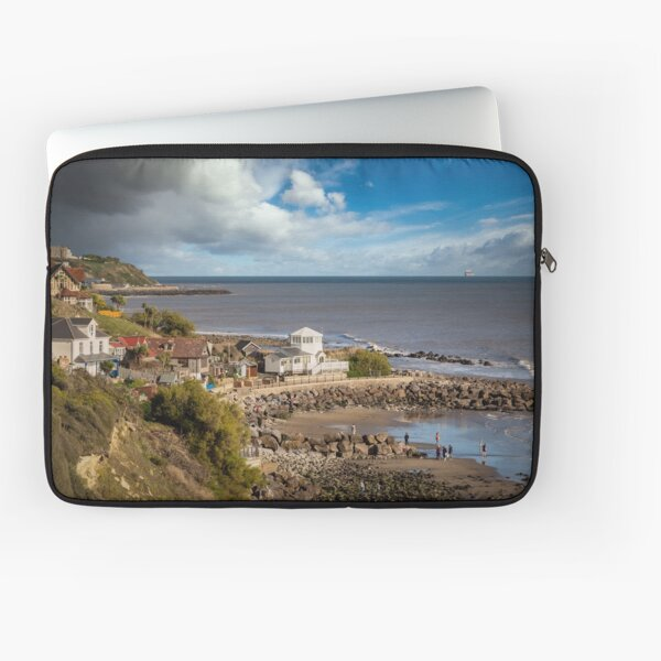 Steephill Cove Isle Of Wight Laptop Sleeve