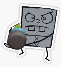Doodlebob - Spongebob Sticker