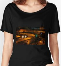 Night Traffic Women's Relaxed Fit T-Shirt