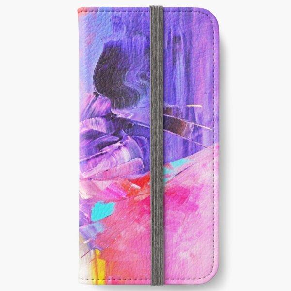 Le don d Iris Étui portefeuille iPhone
