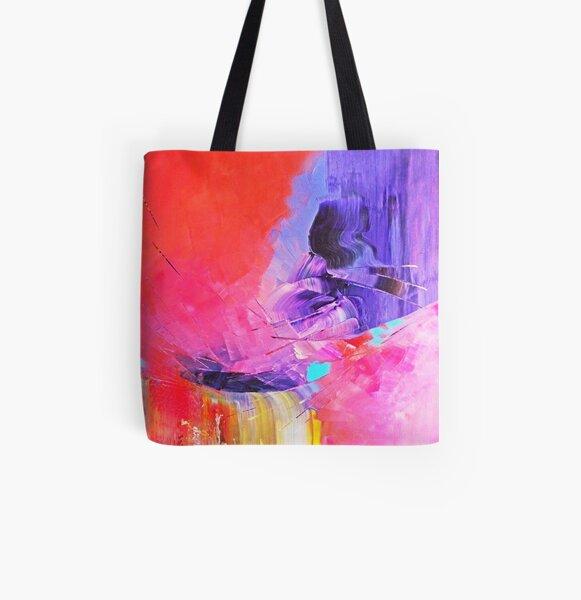 Le don d Iris Tote bag doublé