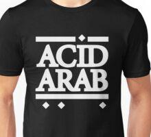 Acid Arab White Unisex T-Shirt