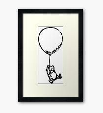 Pooh Framed Print