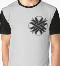 Black Clover Ribbon Graphic T-Shirt