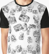Fragments of Alice Graphic T-Shirt