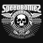 SpeedBottles - Downstroke Demons by adriangemmel
