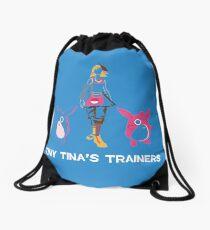 Tiny Tina's Trainers Drawstring Bag