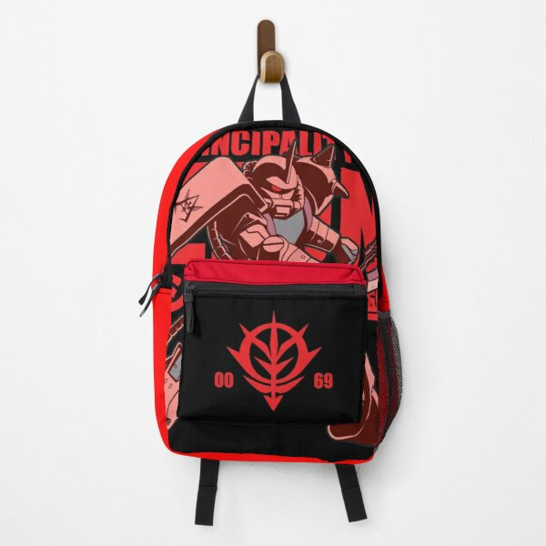 182 Red Comet Backpack