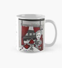 Agatha ChrisTea Mug