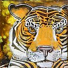 Tiger Burning Bright by Lynnette Shelley