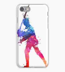 LUKE SKYWALKER STAR WARS WATERCOLOR iPhone Case/Skin