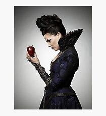 Regina Mills - Promotional Poster Photographic Print