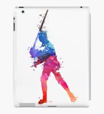 LUKE SKYWALKER STAR WARS WATERCOLOR iPad Case/Skin