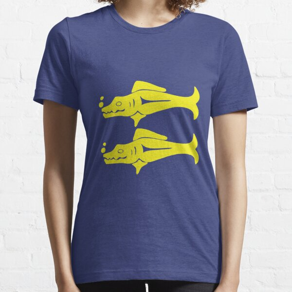Blue Barracudas Essential T-Shirt