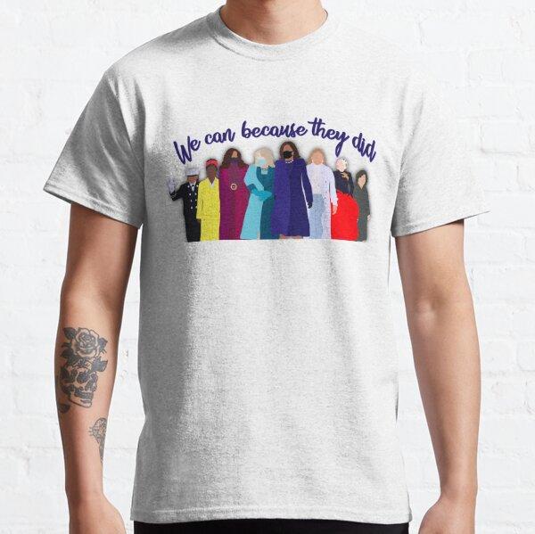 Women in Power Classic T-Shirt