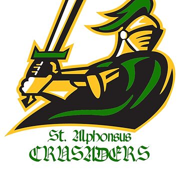 St. Alphonsus Crusaders Tee by UFBWill