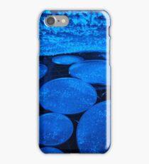 underneath a gravel sky iPhone Case/Skin