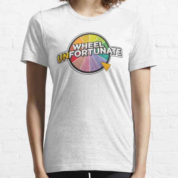 Over Time / Wheel Unfortunate Essential T-Shirt