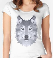 LEADER OF THE PACK Women's Fitted Scoop T-Shirt