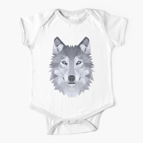 LEADER OF THE PACK Short Sleeve Baby One-Piece