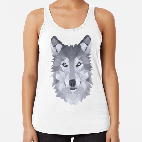LEADER OF THE PACK Racerback Tank Top