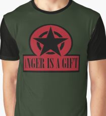 ANGER IS A GIFT Graphic T-Shirt