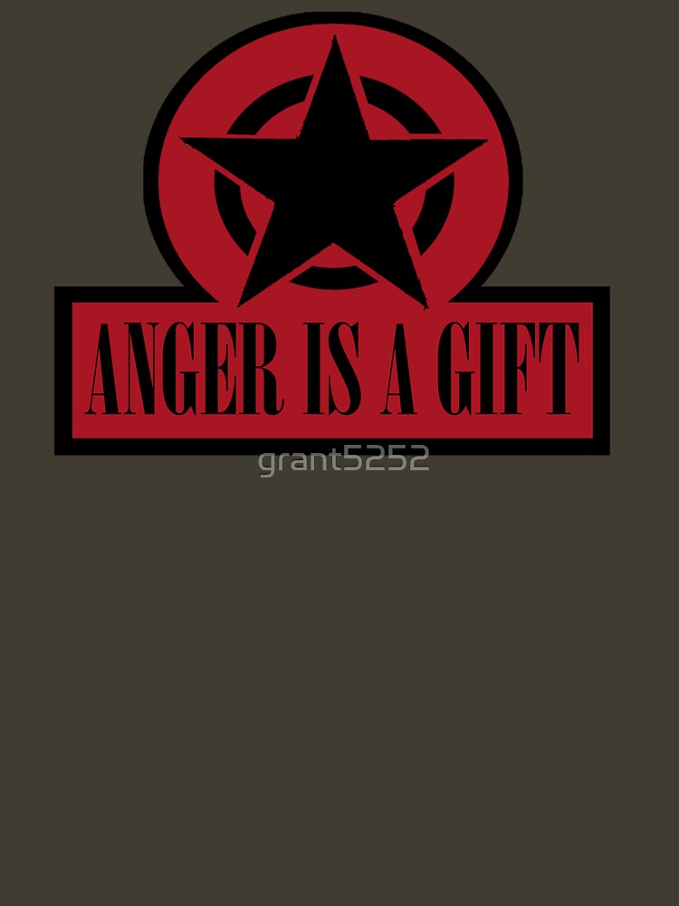 TShirtGifter presents: ANGER IS A GIFT | Unisex T-Shirt