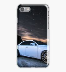 Lexus IS350 F Sport Night Stars iPhone Case/Skin
