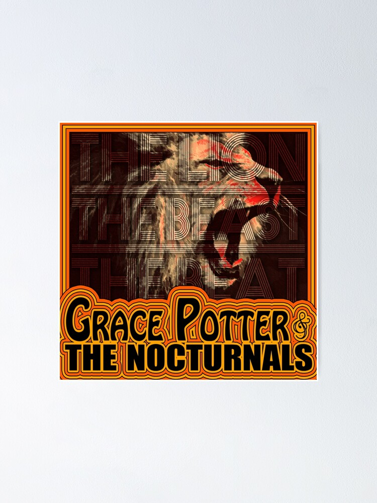 Alternate view of Grace Potter Poster