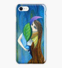 The Alchemist's Daughter iPhone Case/Skin