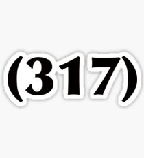 317 Sticker