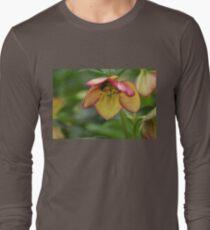 Heavenly Lenten Rose Long Sleeve T-Shirt